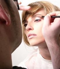 Making Up (elbud) Tags: leica portrait woman girl beautiful make up fashion closeup female digital model close makeup digilux tehila 1on1peoplephotooftheday superbmasterpiece 1on1peoplephotoofthedayjune2007