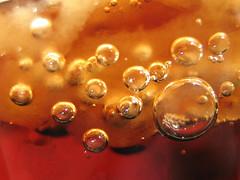 Nevena Uzurov - coca cola (Nevena Uzurov) Tags: red macro ice glass canon europe drink serbia bubbles coke fresh bubble cocacola icy frontpage liquid refreshment vojvodina srbija  sremskamitrovica srem  venkane  nevenauzurov
