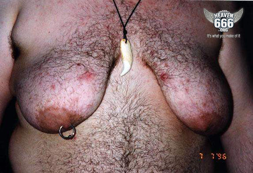 Hairy Man Tits 96