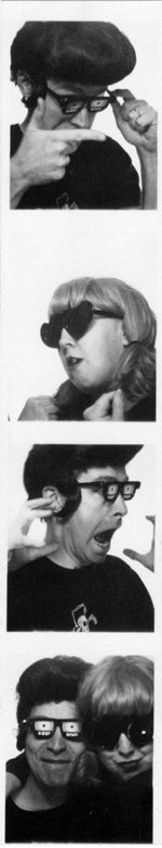 photobooth friday: boy meets girl