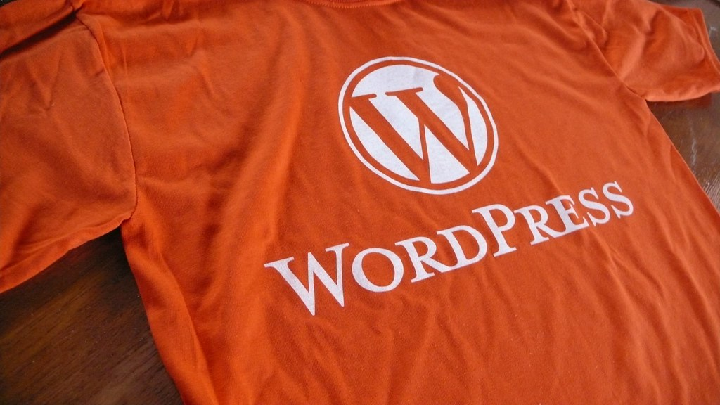 Wordpress? I got the T-shirt