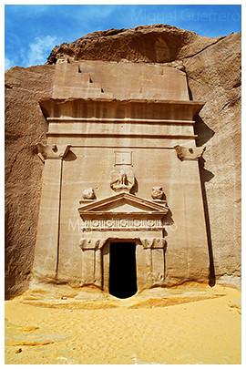 M i g s .: RoCkstAr :.님이 촬영한 Tomb of Madain Saleh in Nabataean and Qasr al-Bint.