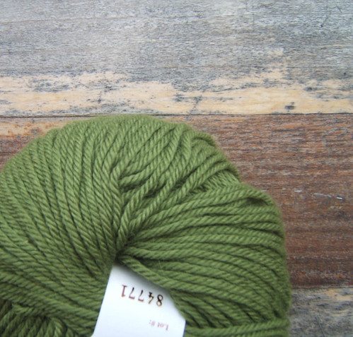 "KnitPicks Andean Silk- color ""grass"""