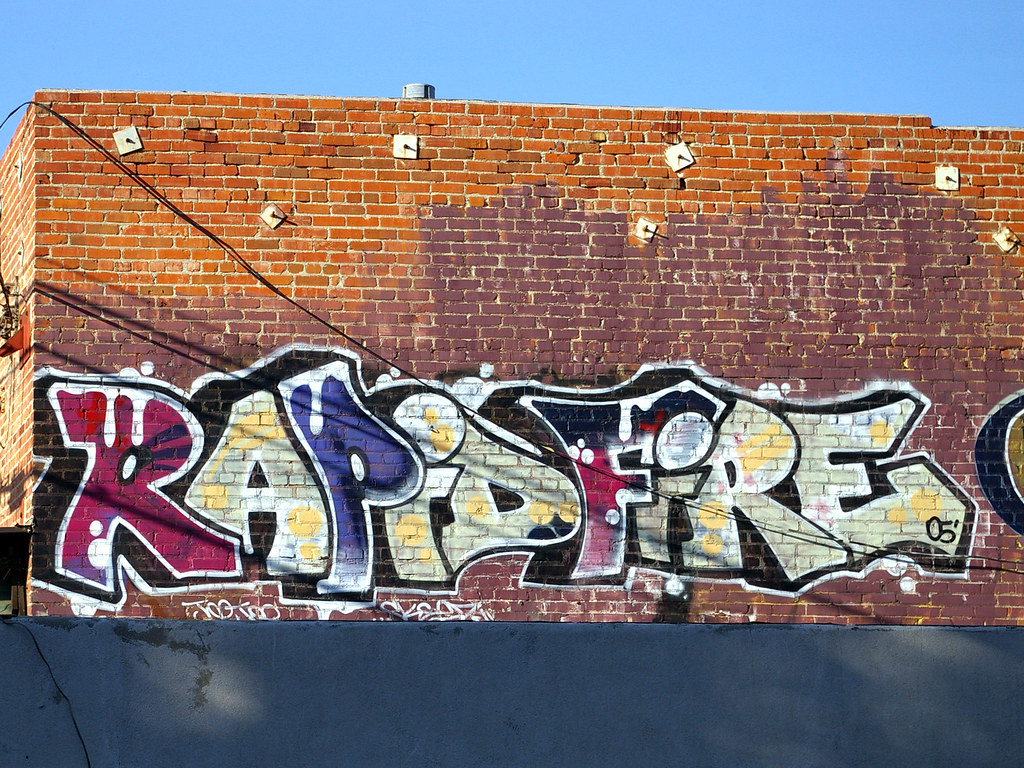 RAPID FIRE (Fairfax alley)