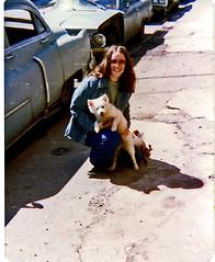 My Last Dog (1978) (musicmuse_ca) Tags: family 15fav dog me buffalo 1978 americanhusky