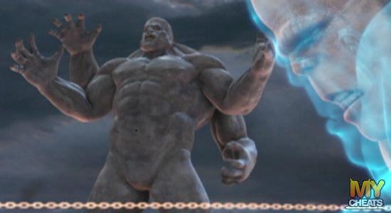 atlas titan god of war