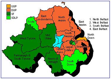 NI election map Mar7,2k7