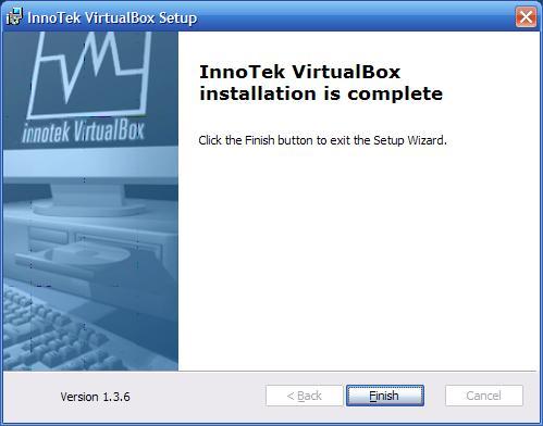 VirtualBox - aggiornarlo - 8 - disinstallazione - terminata