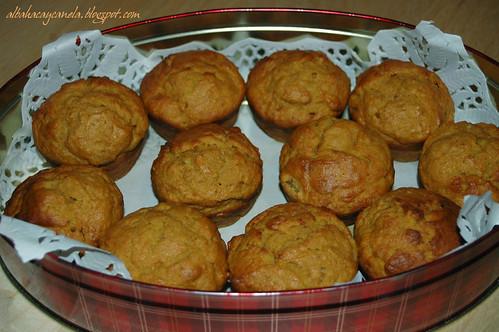 Pumpink muffins