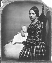 Susan Treadwell Eastman and M Frank Eastman 1847