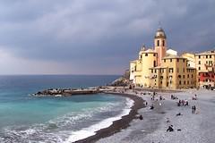 Camogli (*tilli*) Tags: sea italy church 1025fav italia mare liguria explore totoro camogli tilli ilgiorgio tillolai flickrcinated leuropepittoresque