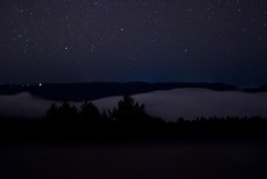 view with the mountains (yamocchi) Tags: bigdipper giantdipper strargazing