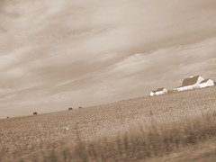 Big barn little house. (shannonpatrick17) Tags: midwest nebraska orchard nebraskacity johnbrown arborday arborlodge jsterlingmorton mayhewcabin