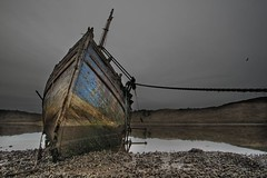aground - by mike138