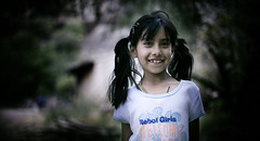 Rebel Girl (Luis Montemayor) Tags: trees girl smile mexico kid mine arboles nia explore mina sonrisa realdecatorce theface sanluispotosi rebelgirls dflickr dflickr180307