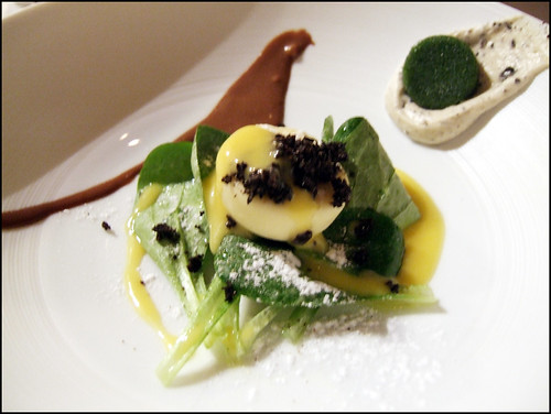 Pierre Gagnaire (Paris) - Salad Dessert