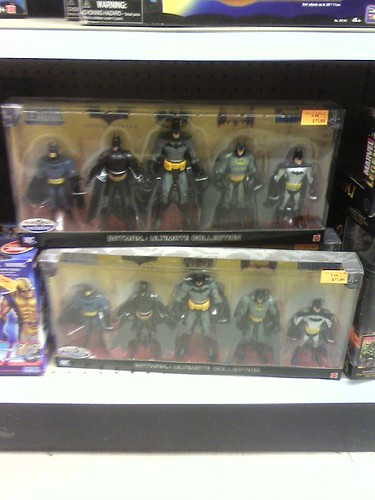Lots of Batmen box set