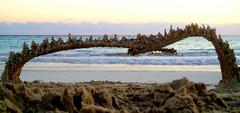red beach #3 - by sandcastlematt