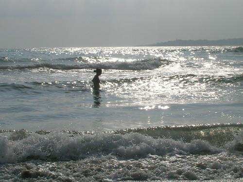 passeggiata tra le acque