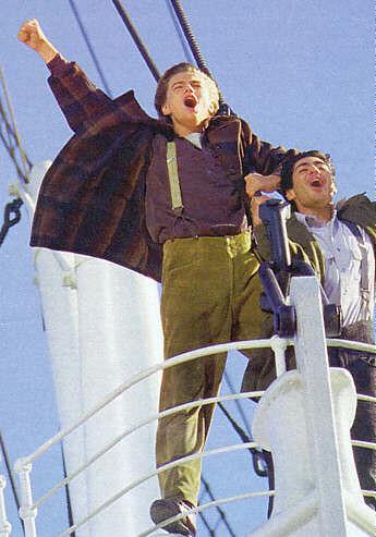 Je suis le roi du monde - Titanic