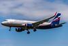 Aeroflot VQ-BPW (A) (U. Heinze) Tags: aircraft airlines airways flugzeug haj hannoverlangenhagenairporthaj eddv planespotting nikon d610 nikon28300mm