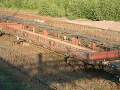 FJA_110619 (1) (Transrail) Tags: fja container flat wagon bogie