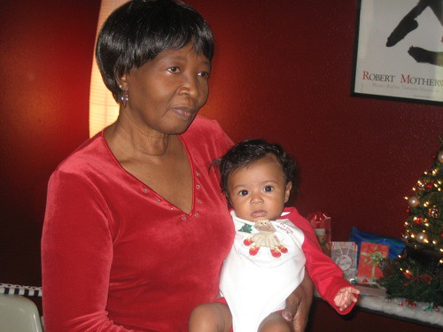 Grandma and Akello
