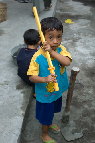 The People of Yogyakarta - Cho-de River