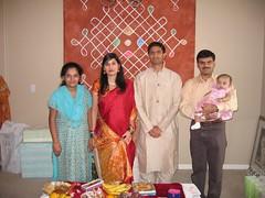 2006_10_07_Pinky_SreeMantham0060 (ashwin_to) Tags: kolam rangoli indianbabyshower sreemantham