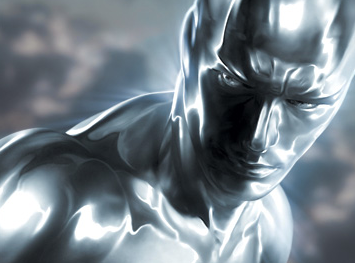 The Rise of Silver Surfer, Fantastic Four