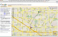 Google Transit - OCTA
