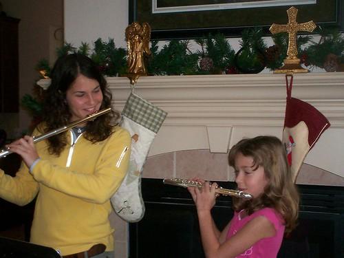 Flute Jam (awwwww)