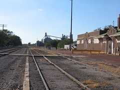 abilene railroad