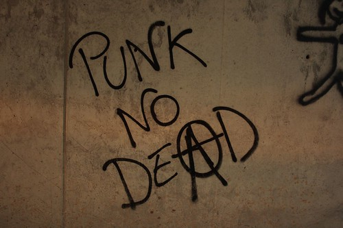More like punk SO dead