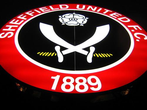 Sheffield United Crest Sheffield United fc