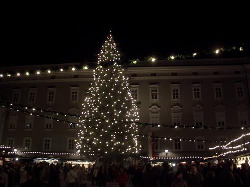 Salzburg Christmasmarkt