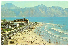 The Somerset Strand, 1969 (mallix) Tags: old holiday vintage southafrica postcard memories memory era change 1970 1960s worldcup 1970s apartheid 2010 1960 soccerworldcup worldcup2010 1969capetown somersetstrand fifa2010