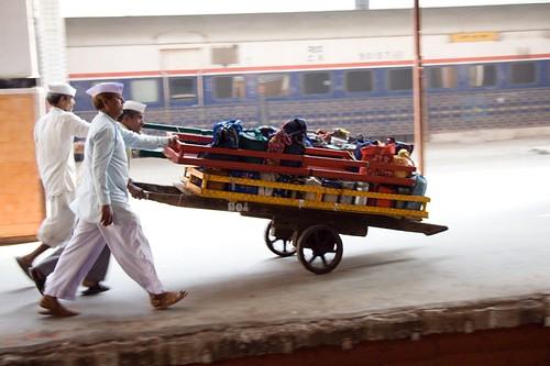 Dabbawalas Carting