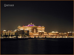 EmiRaTes PaLaCe (.Qanas.) Tags: night canon lights palace emirates qanas