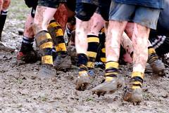 rugby mud