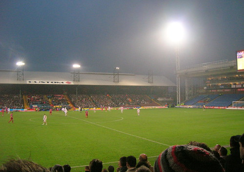 Crystal Palace v Swindon Town, FA Cup Third Round