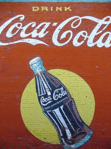 Coca-Cola Mural by KB35.