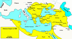 Empayar Turki Uthmaniyah Pd Thn 1580