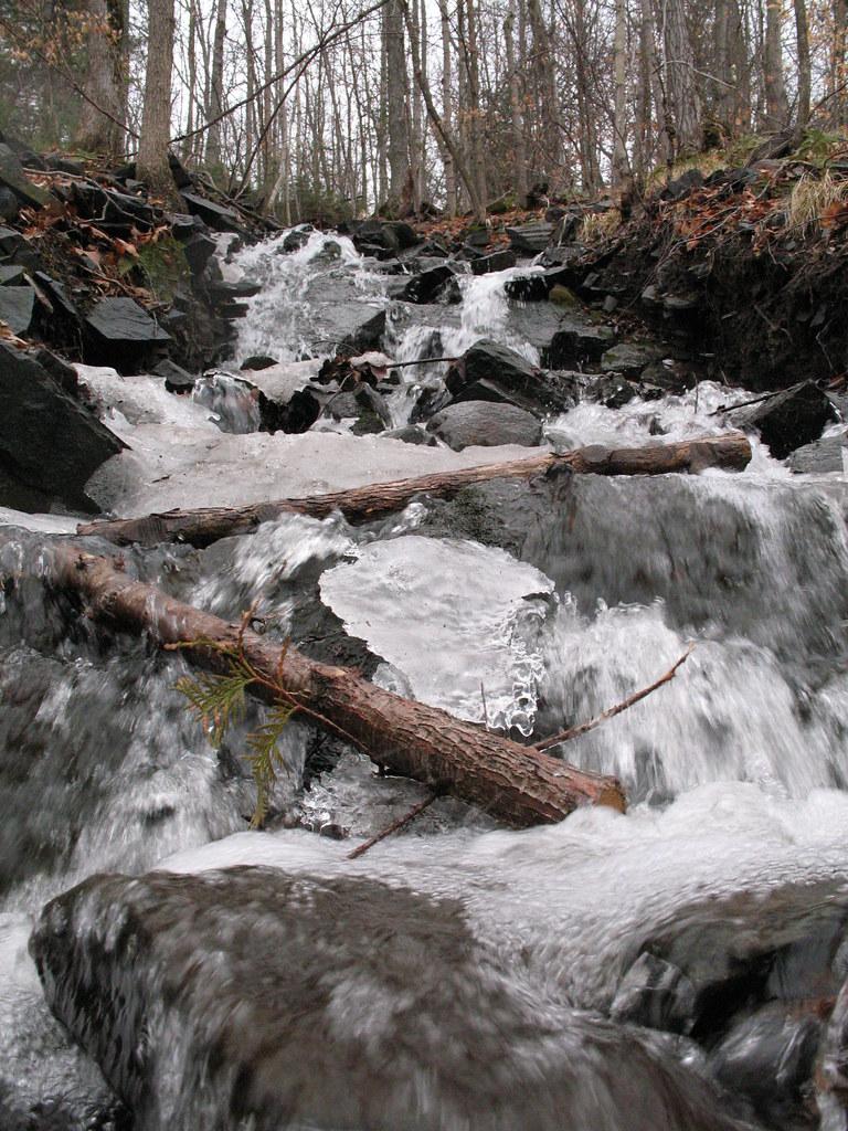 Madawaska Mike's creek