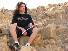 (Dana Levi) Tags: portrait people rock portraits israel desert pebbles persone pebble negev roccia sassi ritratti ritratto deserto israele sasso neghev nguev