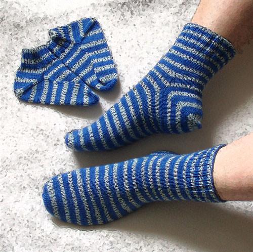 siniset sukat