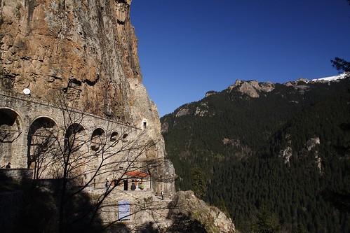 蘇美拉修道院