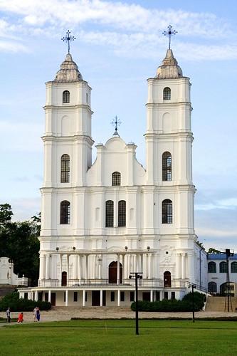 Cathedral of Aglona, Latvia