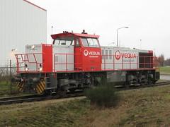 G1206 Diesellocomotive Veolia cargo (giedje2200loc) Tags: train metro transport tram trains cargo vehicles lightrail freight bnsf locomotives trein spoorwegen csx treinen veolia vrachtvervoer