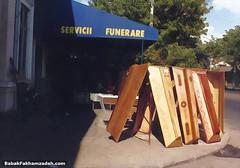 Selling caskets